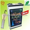 Color Changing New Advertising Product DIY LED Light Box Auto Umbrella Bag Dispenser