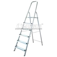 7 Tiers Aluminum Step Ladder,Folding Ladder