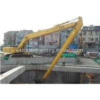 Excavator Long Reach Boom and Arm
