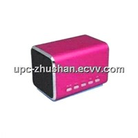 Fashionable Gifts Micro Sd Card Reader Stereo Speaker