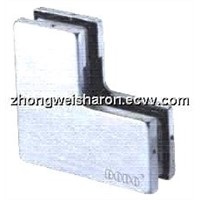 Glass door stainless steel patch fittings ZW-470