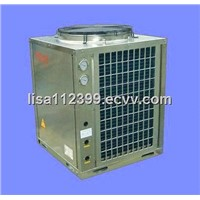 Heat pump air to water high temperature 70 degree