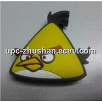 Hot Gifts Cartoon Angry Bird USB Storage Device