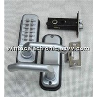 Mechanical Code Door Lock (WTL-09A)