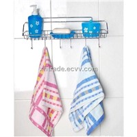 Metal Wire Towel Rack/ Cheap Bathroom Towel Tack