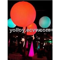 Portable Inflatable Ligting Colorful Balls Lights for Party Decoration