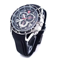 1080P HD Night Vision Sound Detection Watch Camera - Sound Control Function