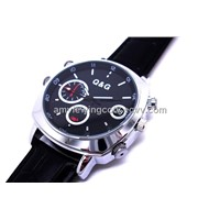 1080p HD Night Vision Water Resistant Motion Detection Watch Camera,4gb,8gb,16gb,32gb Optional