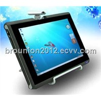 10.2inchN2600 dual core 2g 160g win7 os 345degree directions Tablet pc
