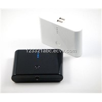 12000mA Movable Power Bank For Mobile, iphone, ipad, tablet pc, Travel Charger
