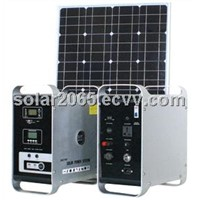 150W Multifunctional Solar Power System