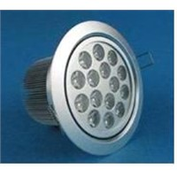15w LED ceiling lamp