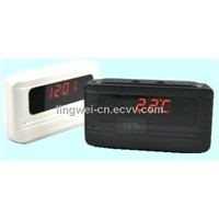 16gb New HD 720p Mini Digital Hidden Alarm Clock Camera DVR Recorder with Remote Control