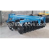 1BZ(BX)seminounted heavy duty disc harrow for 80HP tractor