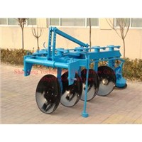1LY(SX) two-way disc plough for tractor