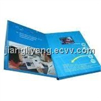 2012CE \FCC 2.4'\2.8'\4.3'Video Brochure As Advertising Player  ForAdvertisings,Promotion Etc