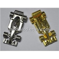 2012 Metal Race Car USB Flash Drive for Gifts Items