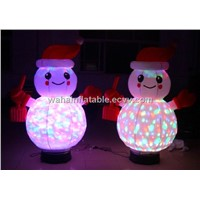 2012 new brand inflatable snowman for Christmas decoration