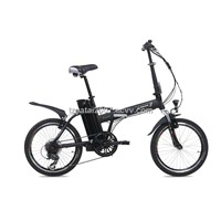 "20"" 250W Li-ion battery Aluminium folding electric bikes bicycles/TDM20Z003"
