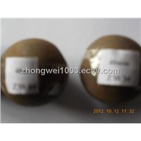 20mm--150mm Chrome Alloyed Cast Steel Balls