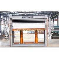 21 layers core veneer drying machine