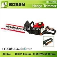 22.5cc Dual Blade Gasoline Hedge Trimmer with 1E32F Engine (HT230)