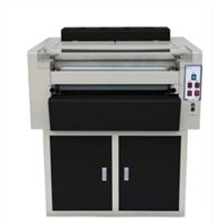 24 inches Multi-roller uv embossing machine