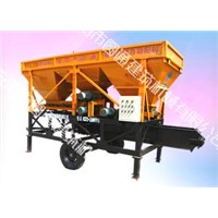 25 type forced continuous automatic batching mixer