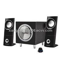 2.1speaker with good quality sound/2.1CH speaker,Professional 2.1 speaker system