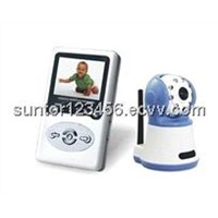 2.4G Digital Wireless Baby Monitor / Baby Care ST386D1