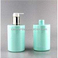 350ml Plastic shampoo bottle ,PET body moisturizer bottle
