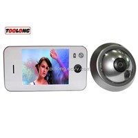 3.5inch Memory Peephole Door Viewer