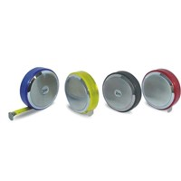 3m/10ft round chrome tape measure,metal case measuring tape,tool gift,promo item