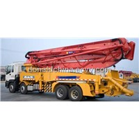 40M Truck-mounted Concrete Pump
