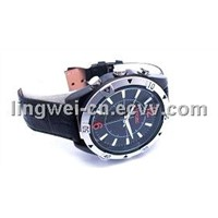 4GB/8GB Waterproof Watch Camera DVR 720p Mini Camcorder, Watcha Camera DVR Watch Clock Camera
