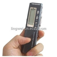 4GB Multi-function USB LCD Digital Voice Recorder Dictaphone Phone MP3 Player speaker Recorder