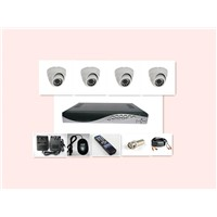4 CH DVR Kit , SONY Effio 650TVL ,H.264