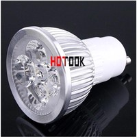 4 Watt GU10 Dimmable Dimming High Power LED Spot Light
