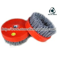 4inch Antiquing Abrasive Brush for Grinding