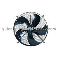 5500mm axial fan with external rotor motor