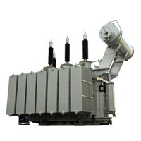 66KV series 3-Phase 2 windings Non-excitation-tap-changing Power transformer
