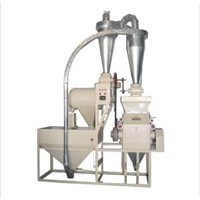 Automatic Corn and Cereal Flour Miller Flour Milling Machine (6fw-f40)