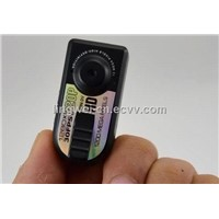 720P HD Mini DV,The Thumb DV, Digital Camera Recorder With Motion Detection spy hidden camera