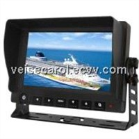 7-inch Digital Screen TFT LCD Color Monitor