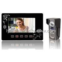 7 inch Touch Keypad Color Video Door Phone (LY-AVDP307A)