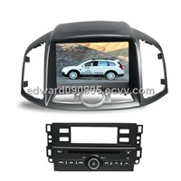 "8"" car multimedia navigation for 2012 Chevrolet Captiva with USB+SD+FM+IPOD+TV+GPS"