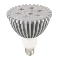 9W High Power E27 LED Spotlight (ELM-P38-9W-Y)