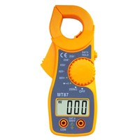 AC/DC Digital Clamp Meter Multi-meter Electronic Tester,MT87 Digital Clamp Meter