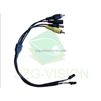 RCA Cable for PFV Transmitter (Avp01)