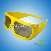 Asian Yellow Master Image 3d glasses